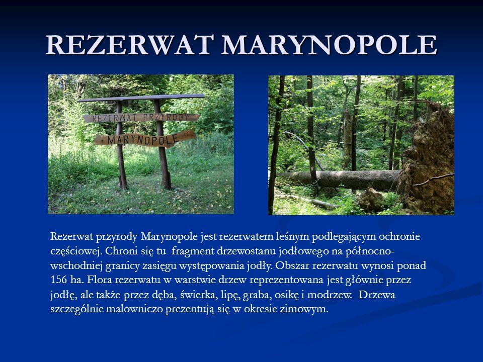 REZERWAT MARYNOPOLE