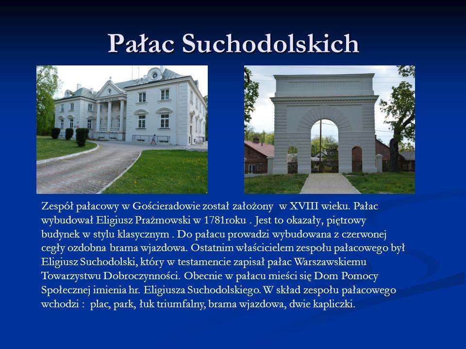 Pałac Suchodolskich