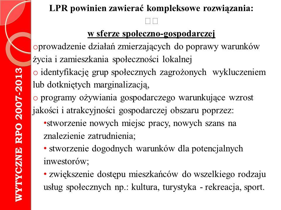 LPR powinien zawierać kompleksowe rozwiązania: