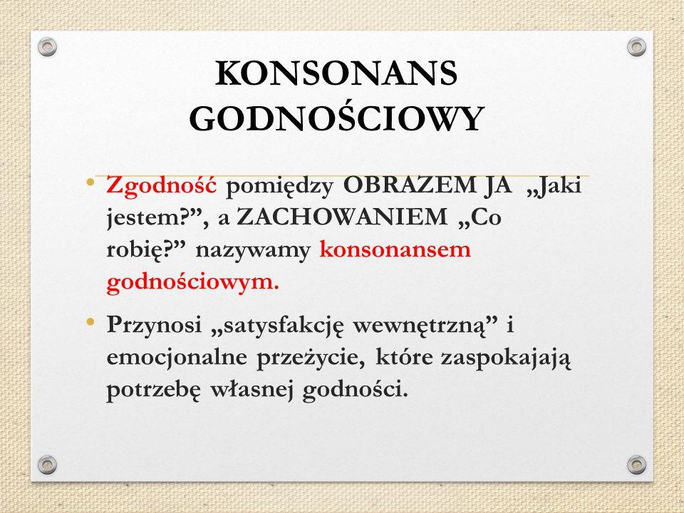 KONSONANS GODNOŚCIOWY
