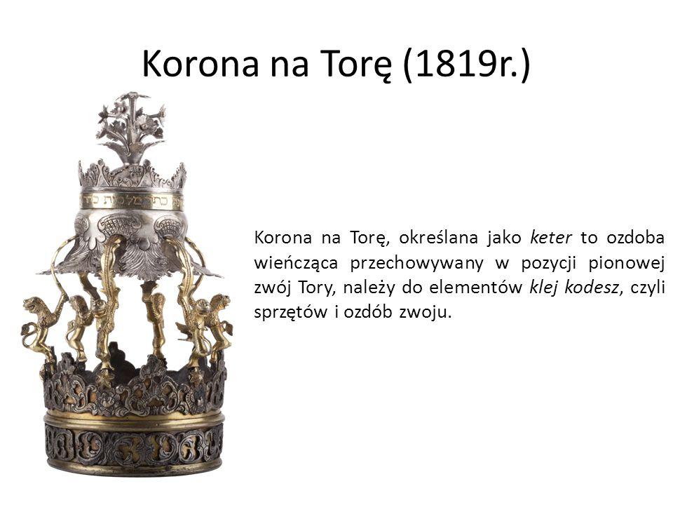 Korona na Torę (1819r.)