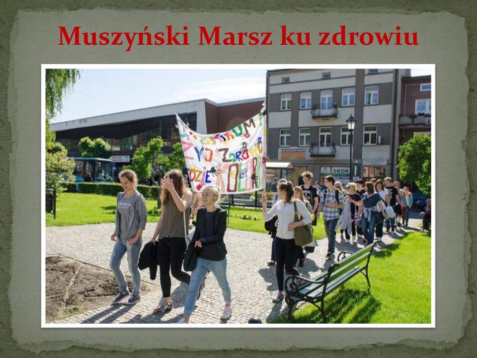 Muszyński Marsz ku zdrowiu