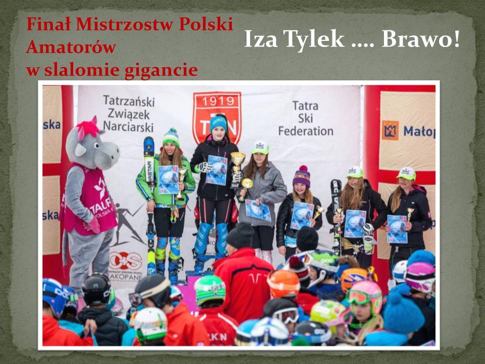 Iza Tylek …. Brawo! Finał Mistrzostw Polski Amatorów