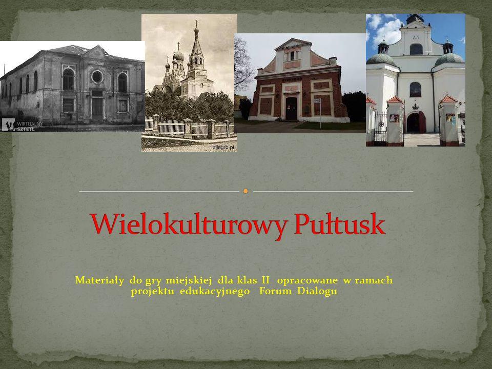 Wielokulturowy Pułtusk