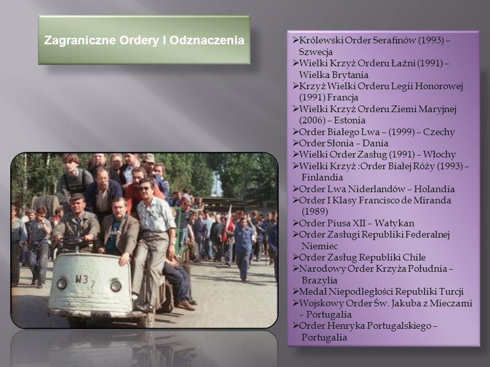 Zagraniczne Ordery I Odznaczenia