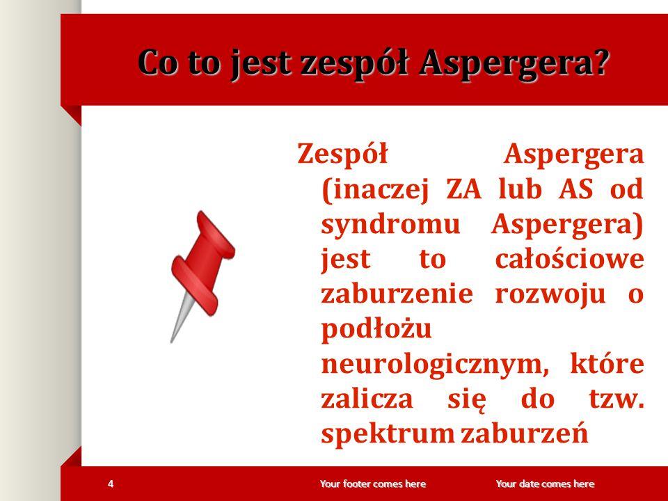 Co to jest zespół Aspergera