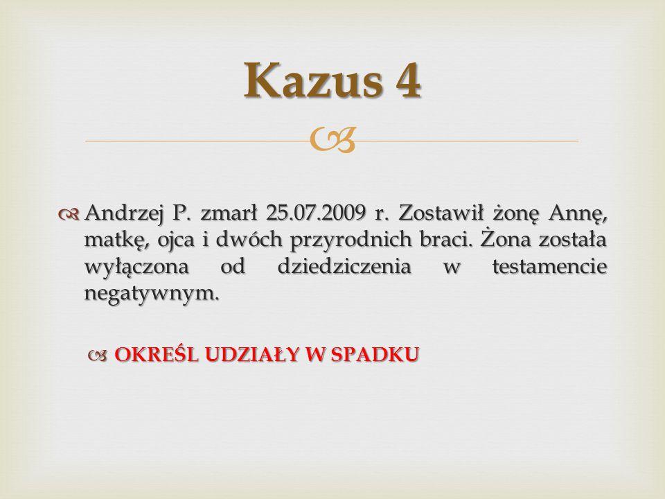 Kazus 4