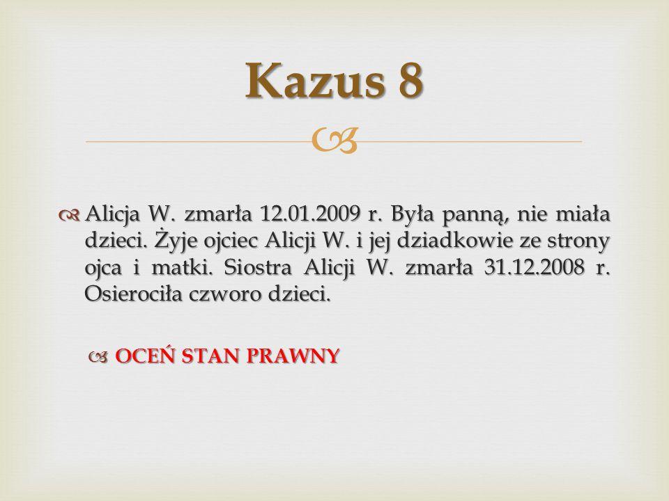 Kazus 8