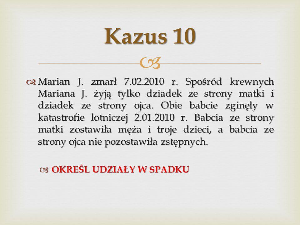 Kazus 10