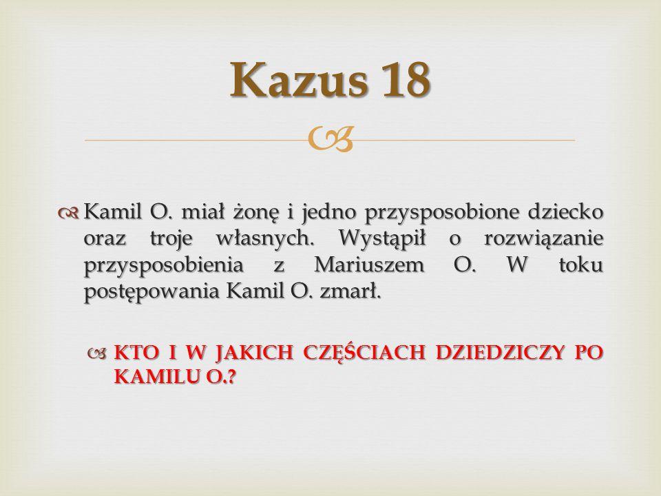 Kazus 18