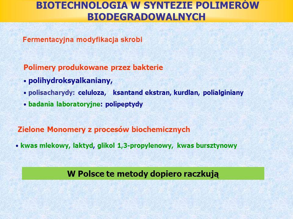 W Polsce te metody dopiero raczkują