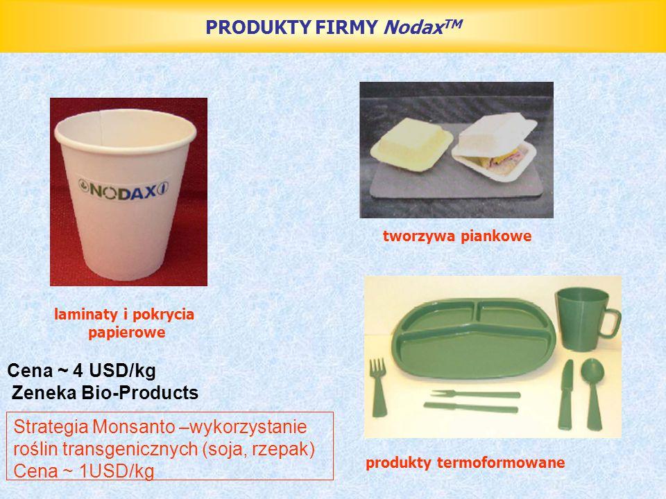 PRODUKTY FIRMY NodaxTM produkty termoformowane