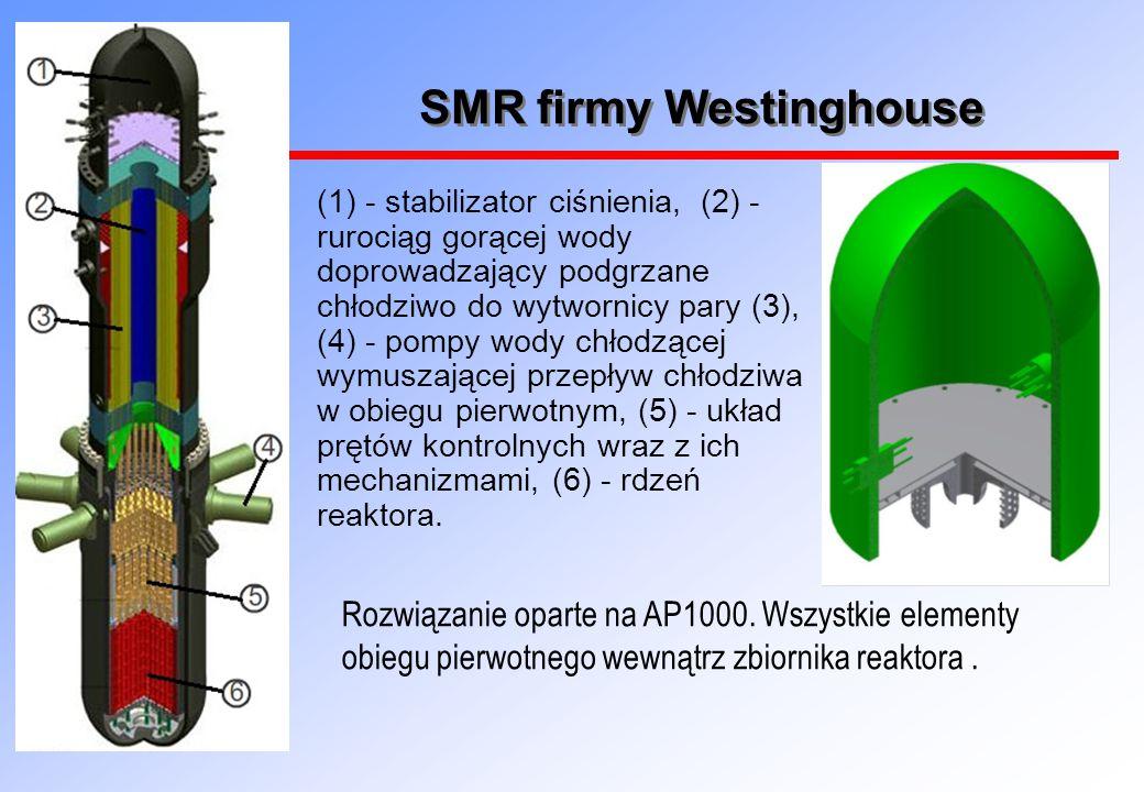 SMR firmy Westinghouse