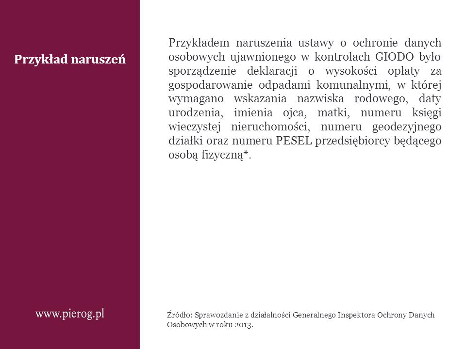 PIERÓG & Partnerzy Kancelaria Prawna