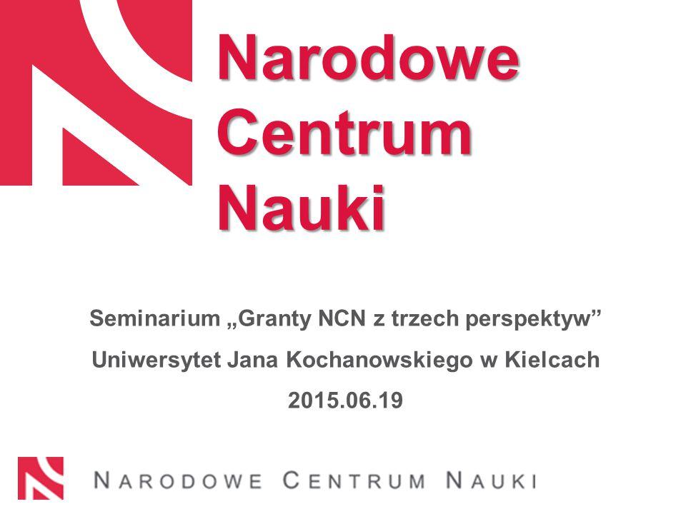 Narodowe Centrum Nauki