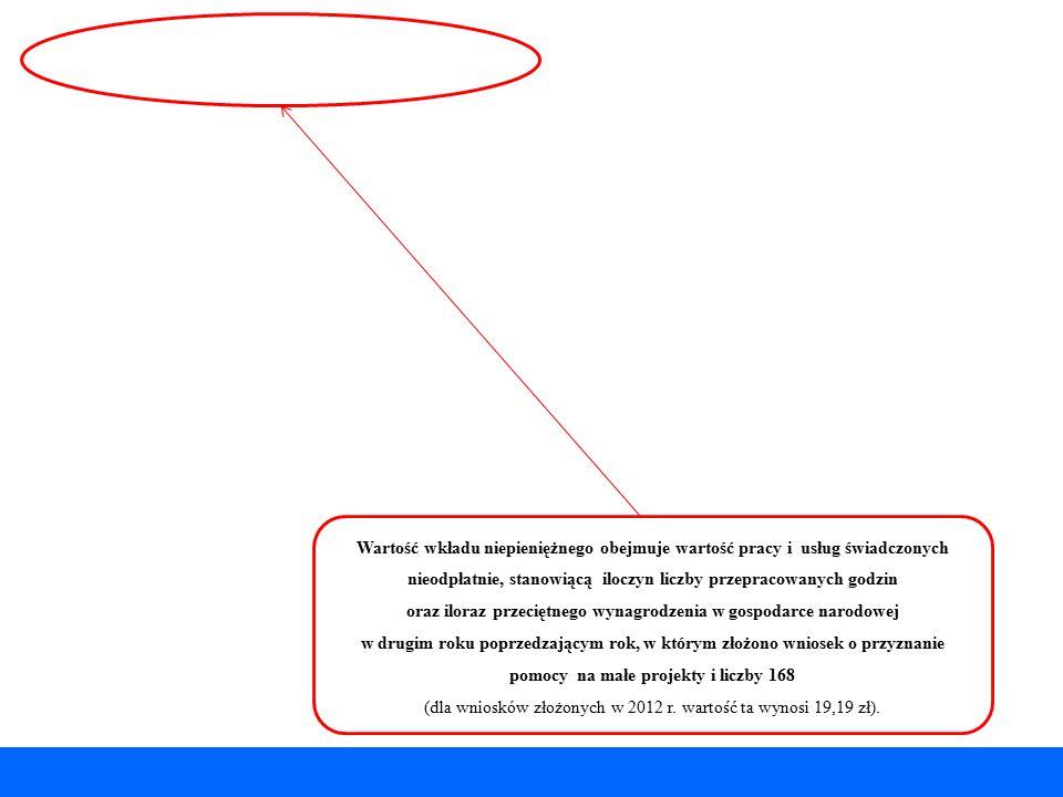 (dla wniosków złożonych w 2012 r. wartość ta wynosi 19,19 zł).