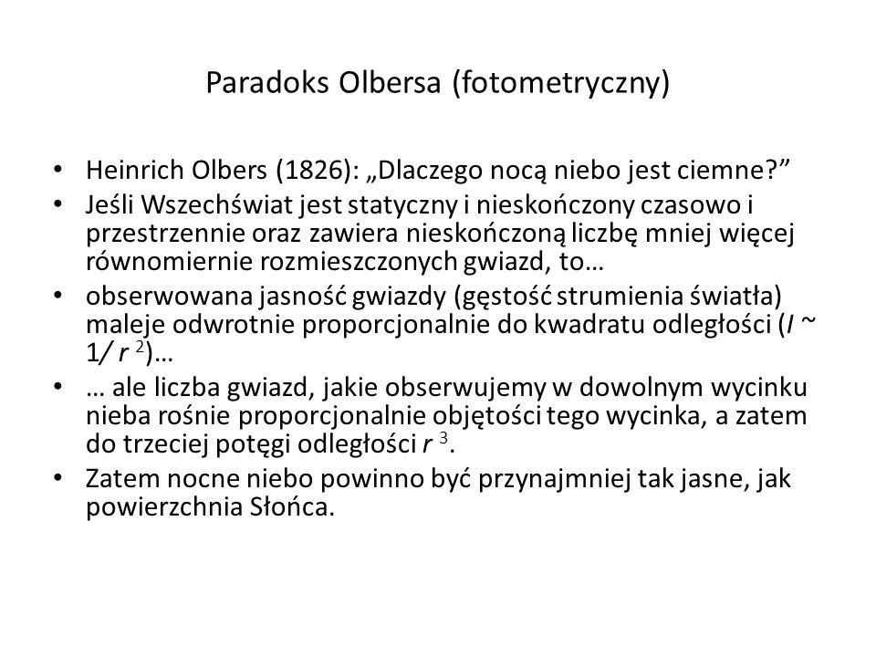 Paradoks Olbersa (fotometryczny)