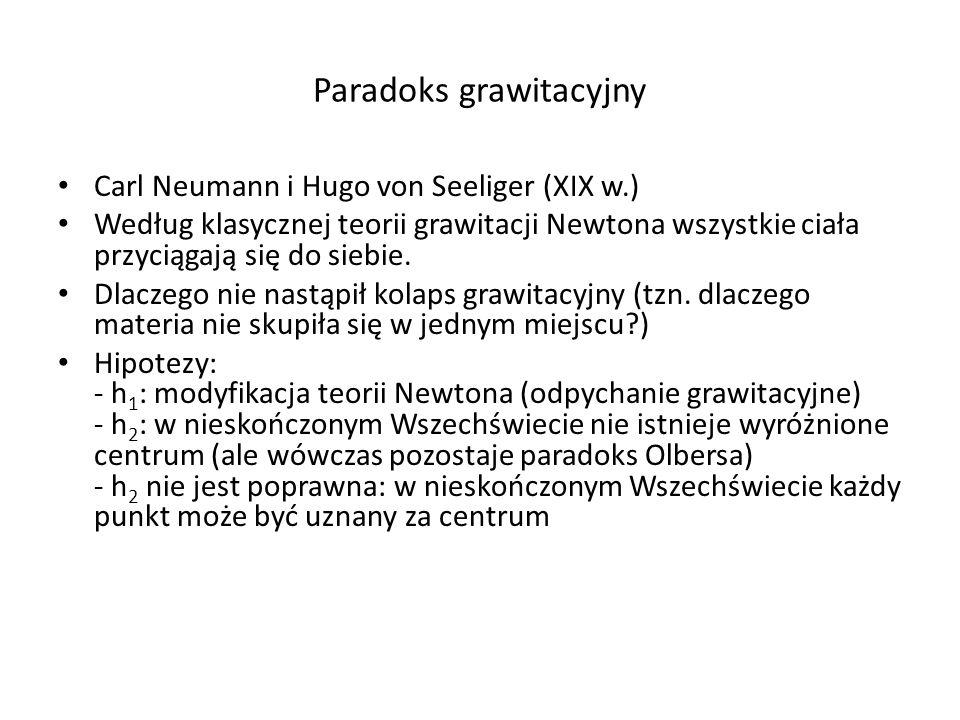 Paradoks grawitacyjny