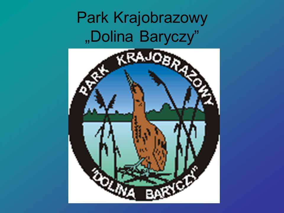 """Park Krajobrazowy """"Dolina Baryczy"""
