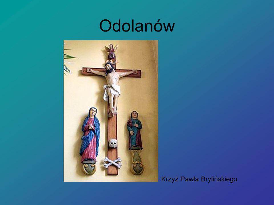 Odolanów Krzyż Pawła Brylińskiego