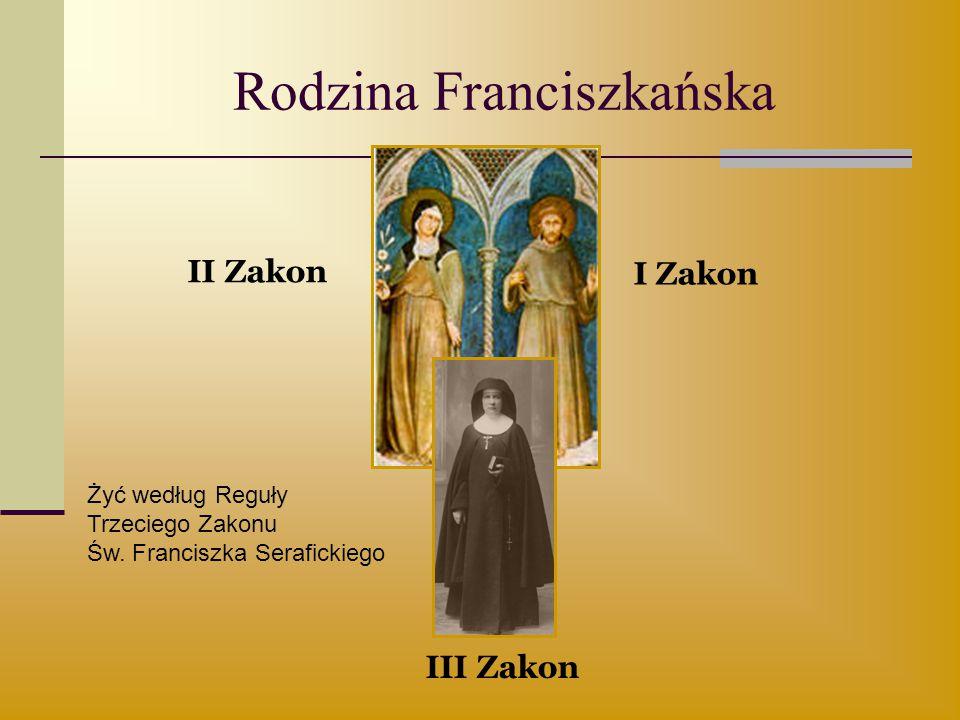 Rodzina Franciszkańska