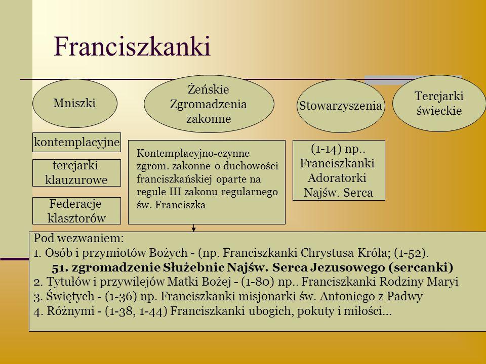 Franciszkanki Żeńskie Tercjarki Zgromadzenia Mniszki Stowarzyszenia
