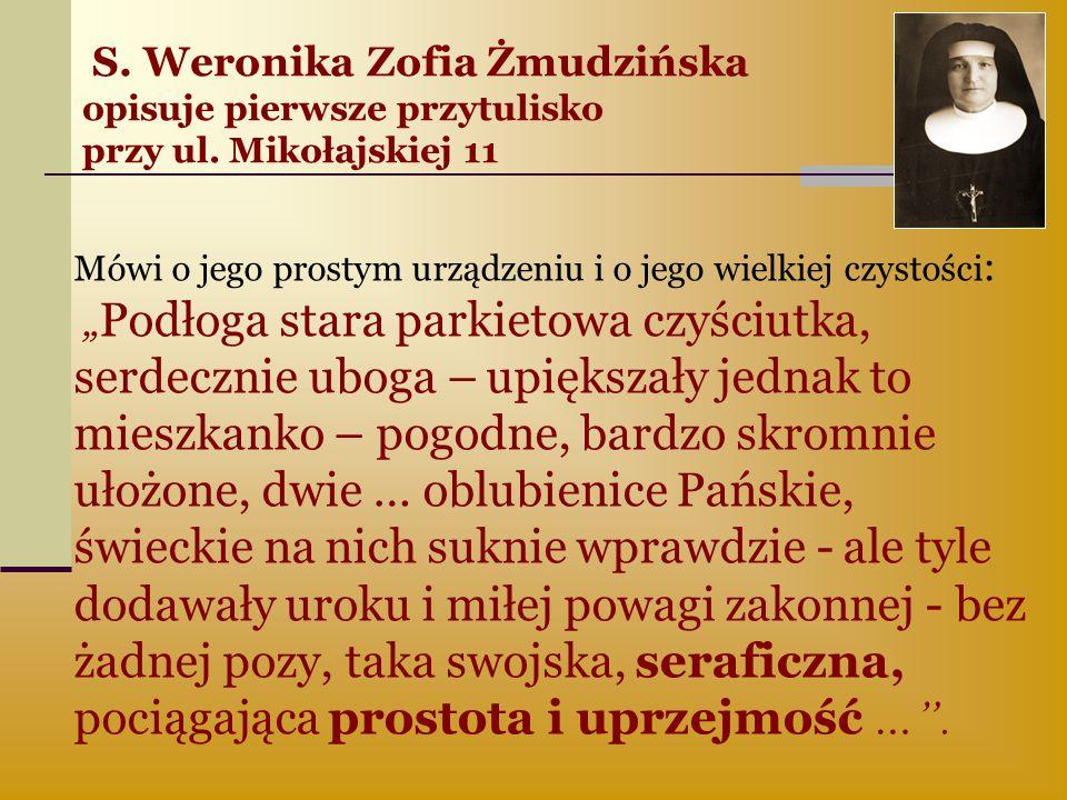 S. Weronika Zofia Żmudzińska