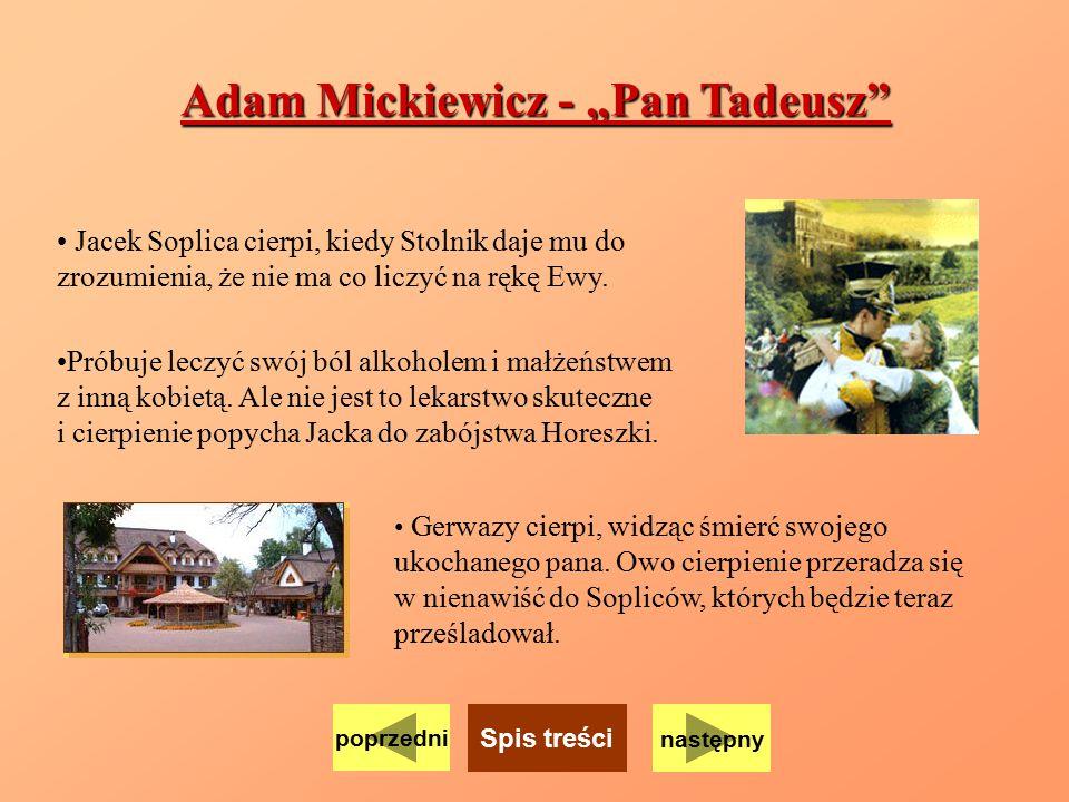"""Adam Mickiewicz - """"Pan Tadeusz"""