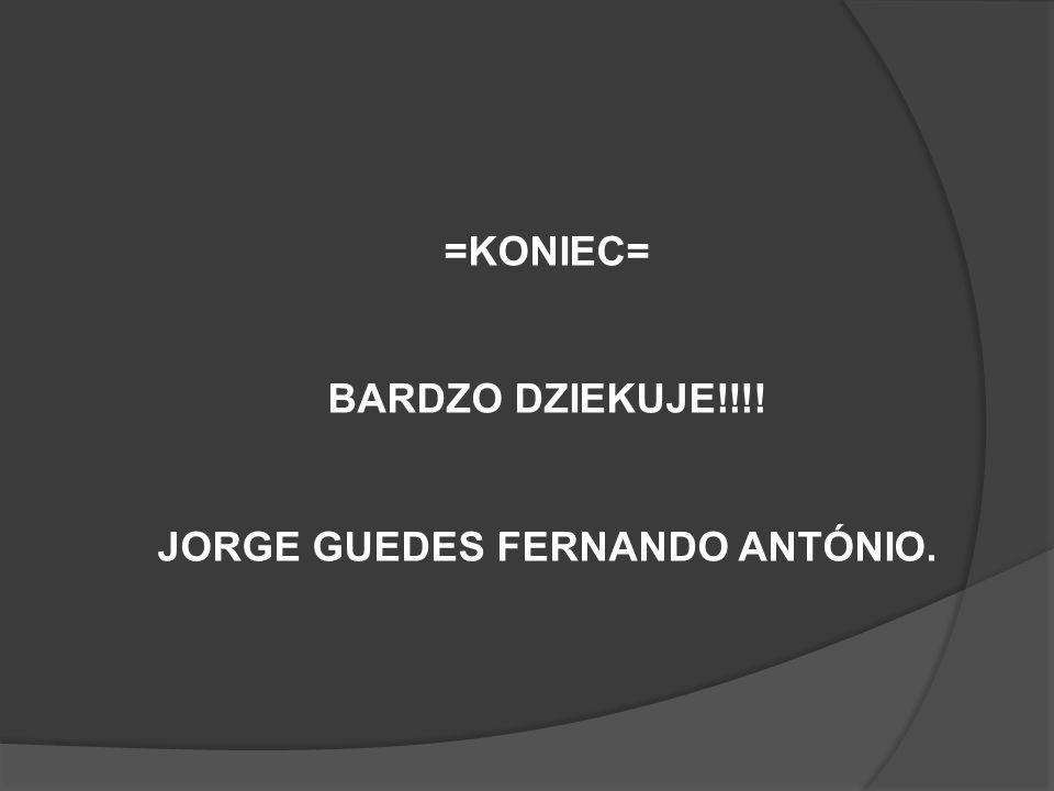 JORGE GUEDES FERNANDO ANTÓNIO.