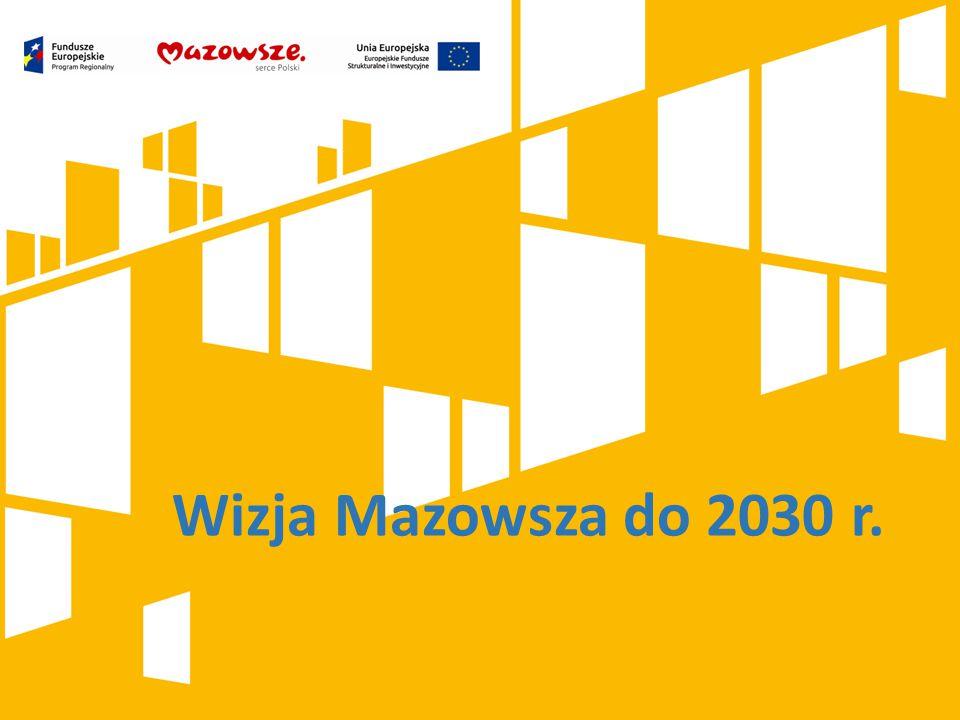 Wizja Mazowsza do 2030 r.