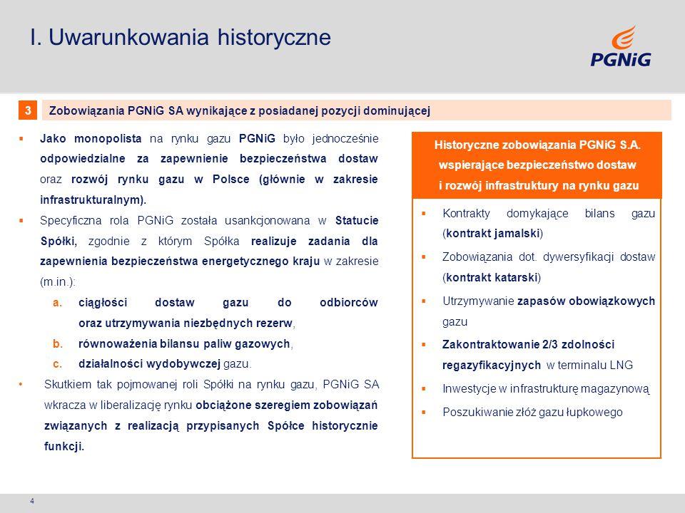 I. Uwarunkowania historyczne