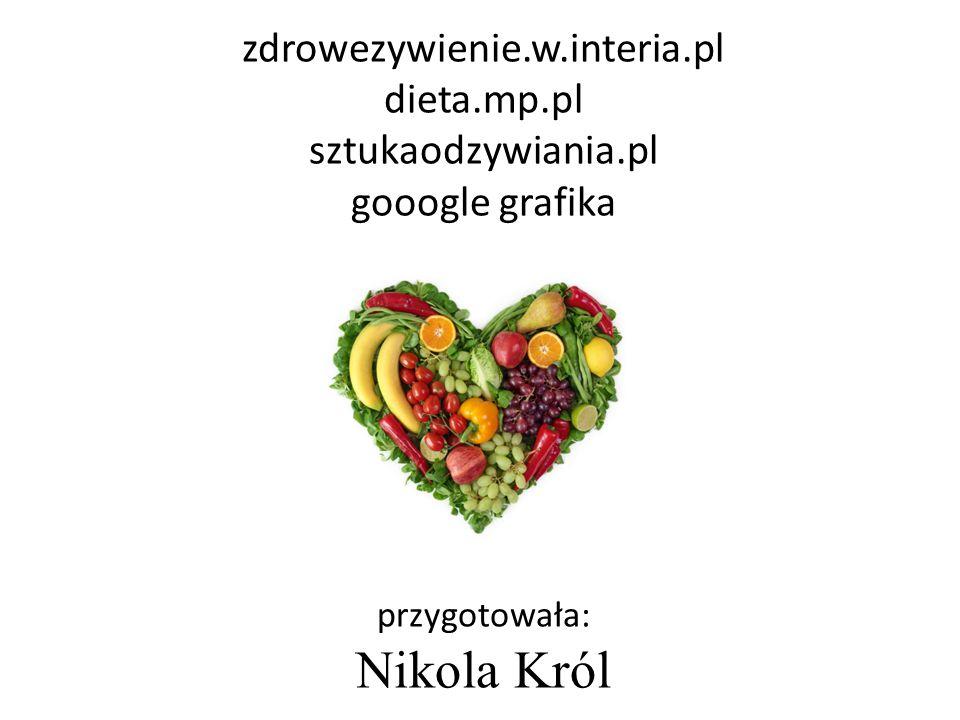 zdrowezywienie. w. interia. pl dieta. mp. pl sztukaodzywiania