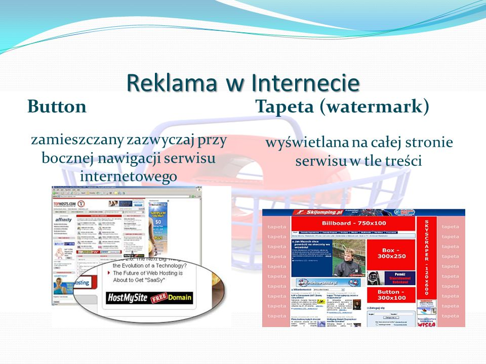 Reklama w Internecie Button Tapeta (watermark)