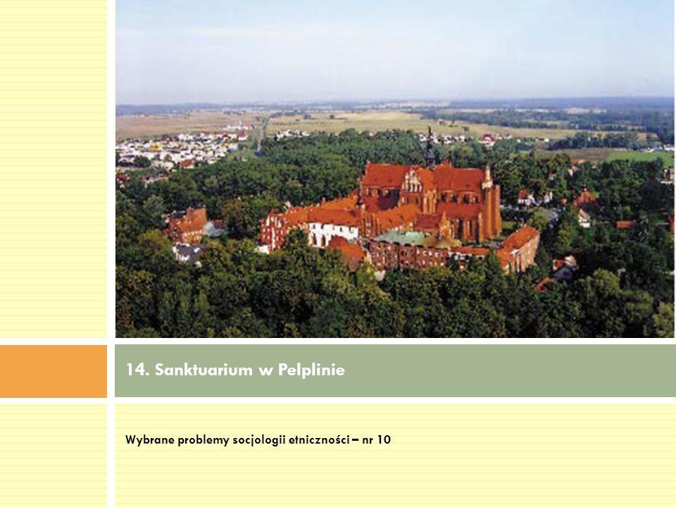 14. Sanktuarium w Pelplinie