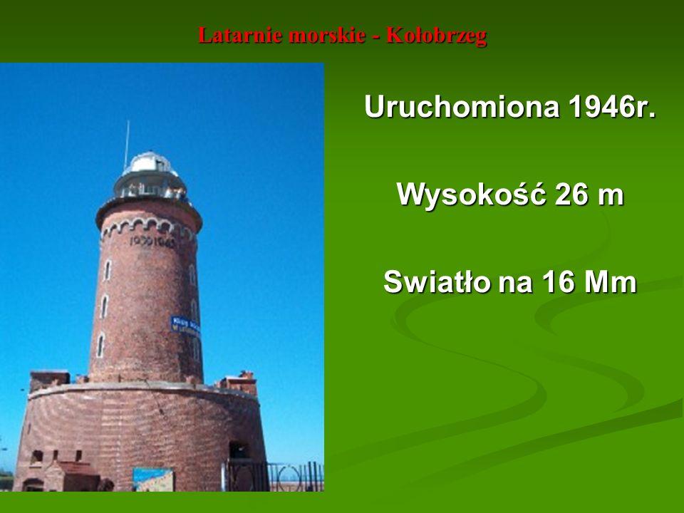 Latarnie morskie - Kołobrzeg