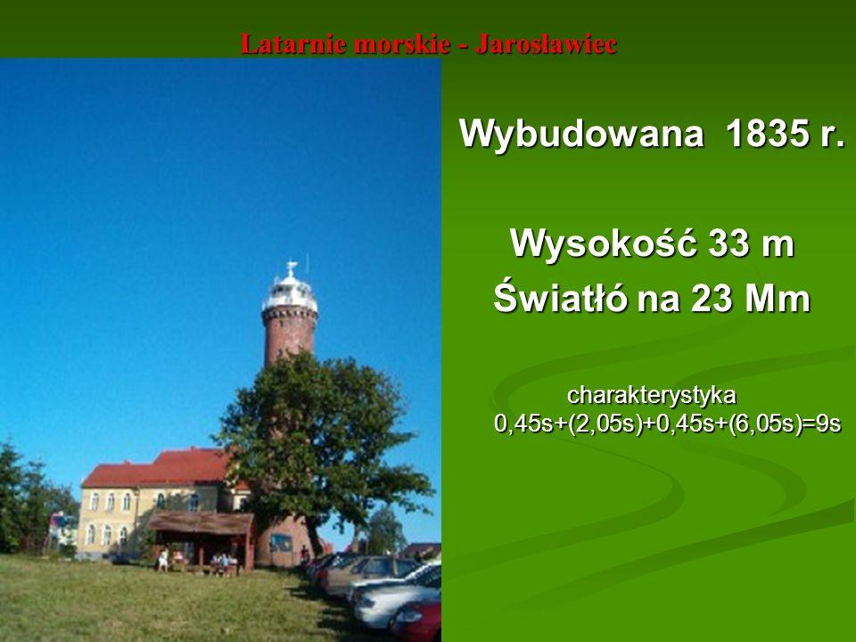 Latarnie morskie - Jarosławiec