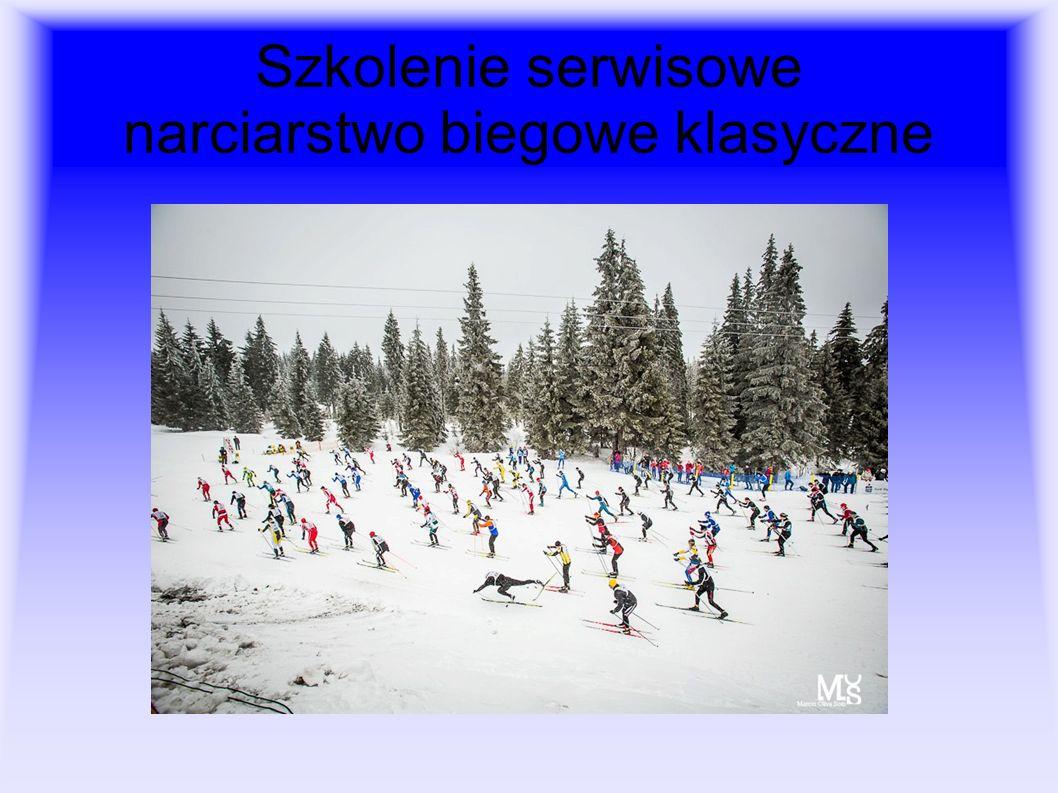 Szkolenie serwisowe narciarstwo biegowe klasyczne