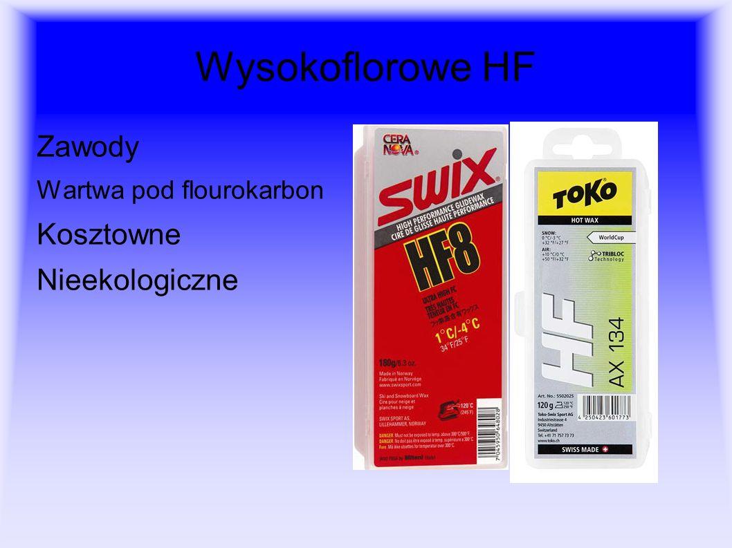 Wysokoflorowe HF Zawody Kosztowne Nieekologiczne
