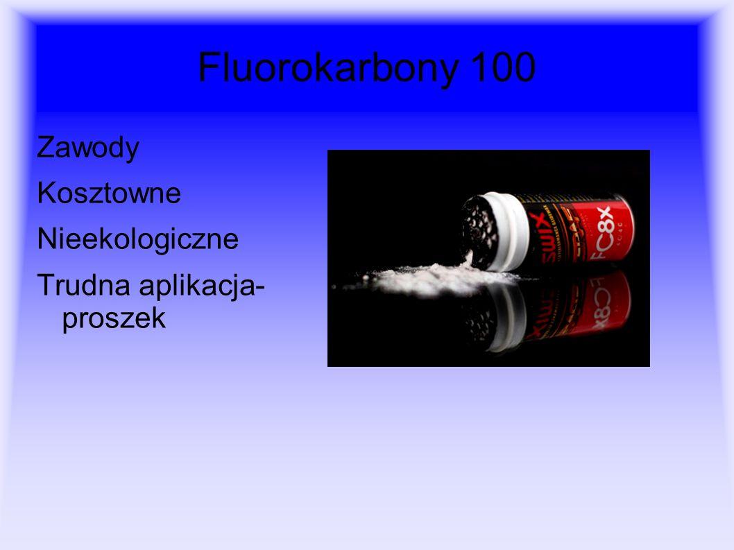 Fluorokarbony 100 Zawody Kosztowne Nieekologiczne