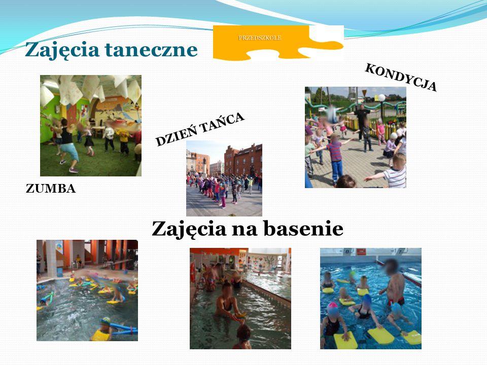Zajęcia taneczne KONDYCJA DZIEŃ TAŃCA ZUMBA Zajęcia na basenie