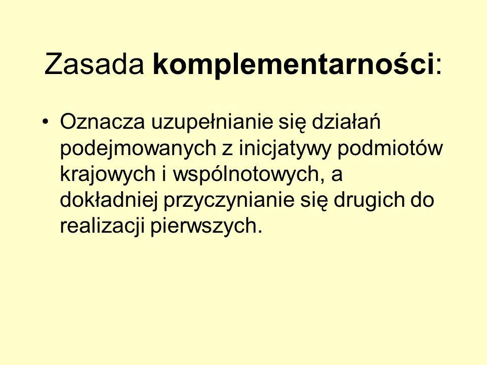 Zasada komplementarności: