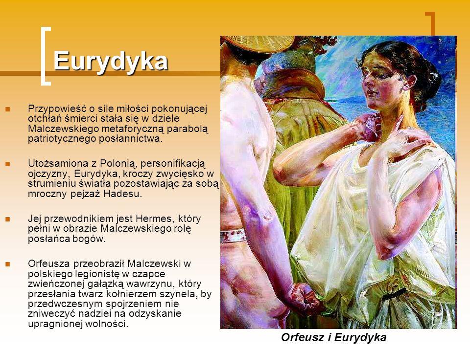 Eurydyka Orfeusz i Eurydyka