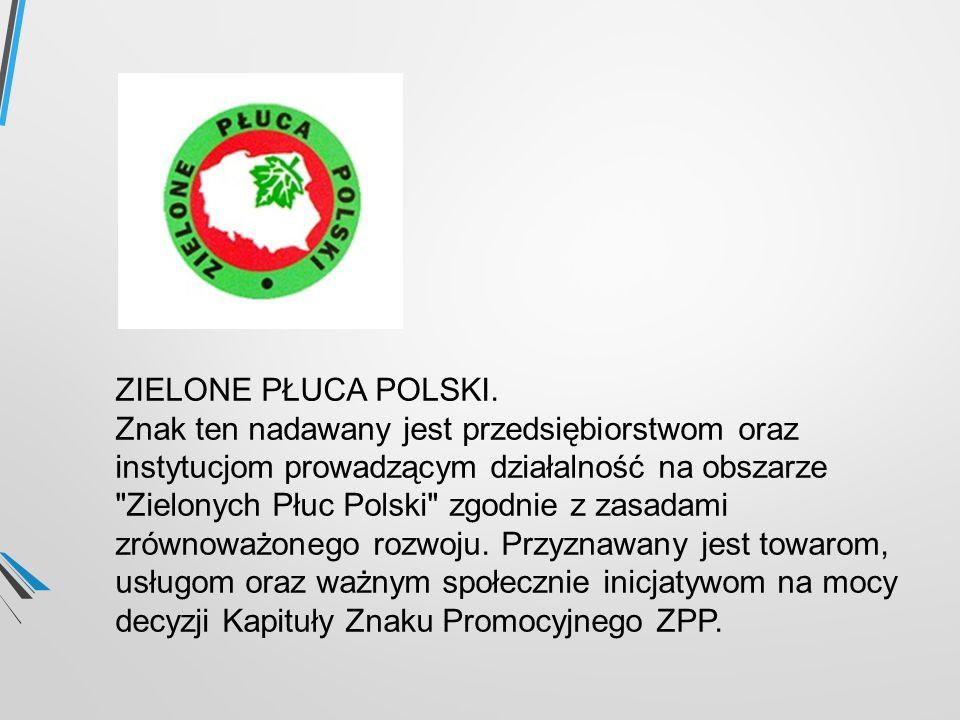 ZIELONE PŁUCA POLSKI.
