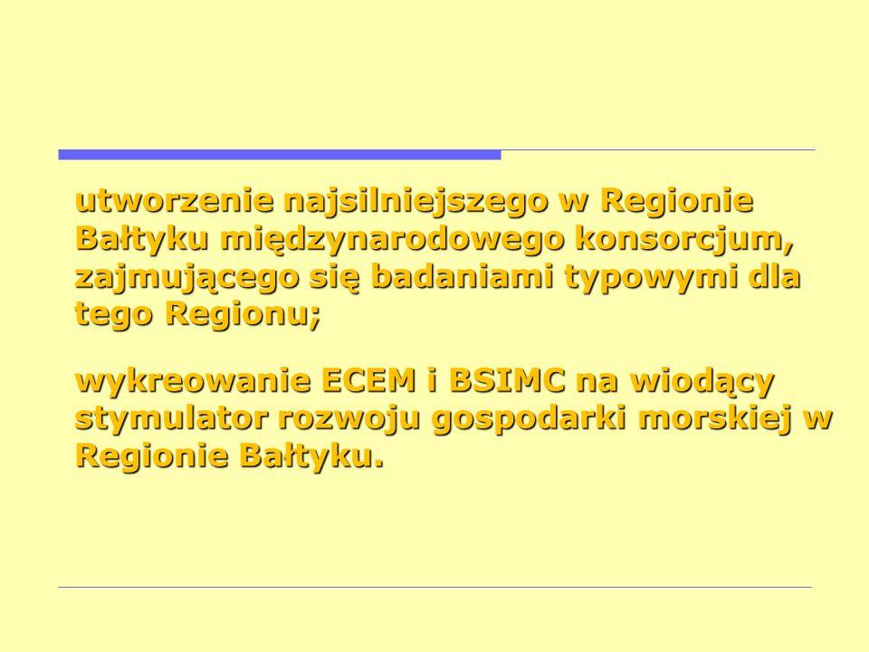 utworzenie najsilniejszego w Regionie