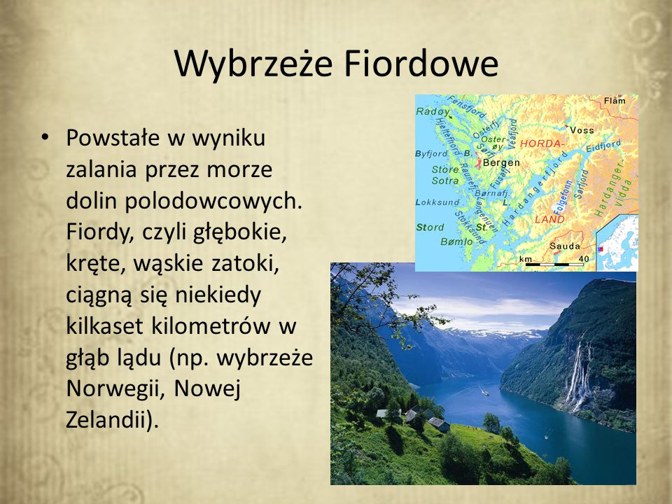 Wybrzeże Fiordowe