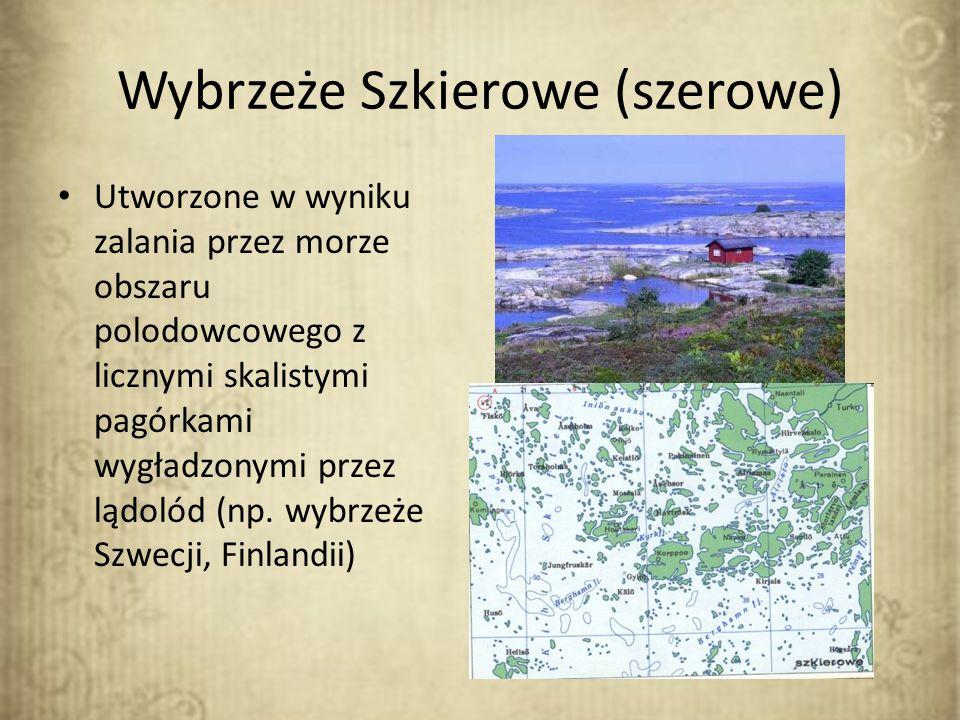 Wybrzeże Szkierowe (szerowe)