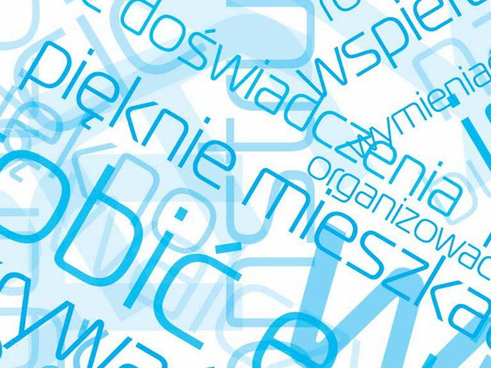 Alternatywny slajd początkowy – animacja logotypu załączona jako film, w trybie prezentacji animację należy uruchomić poprzez kliknięcie w grafikę
