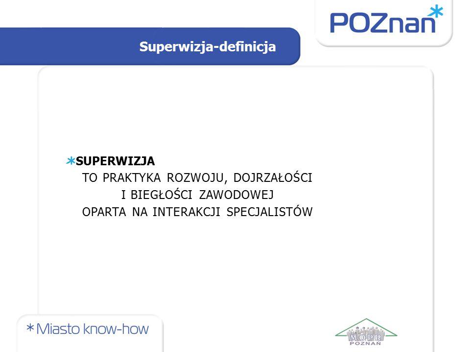Superwizja-definicja