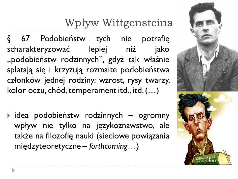 Wpływ Wittgensteina