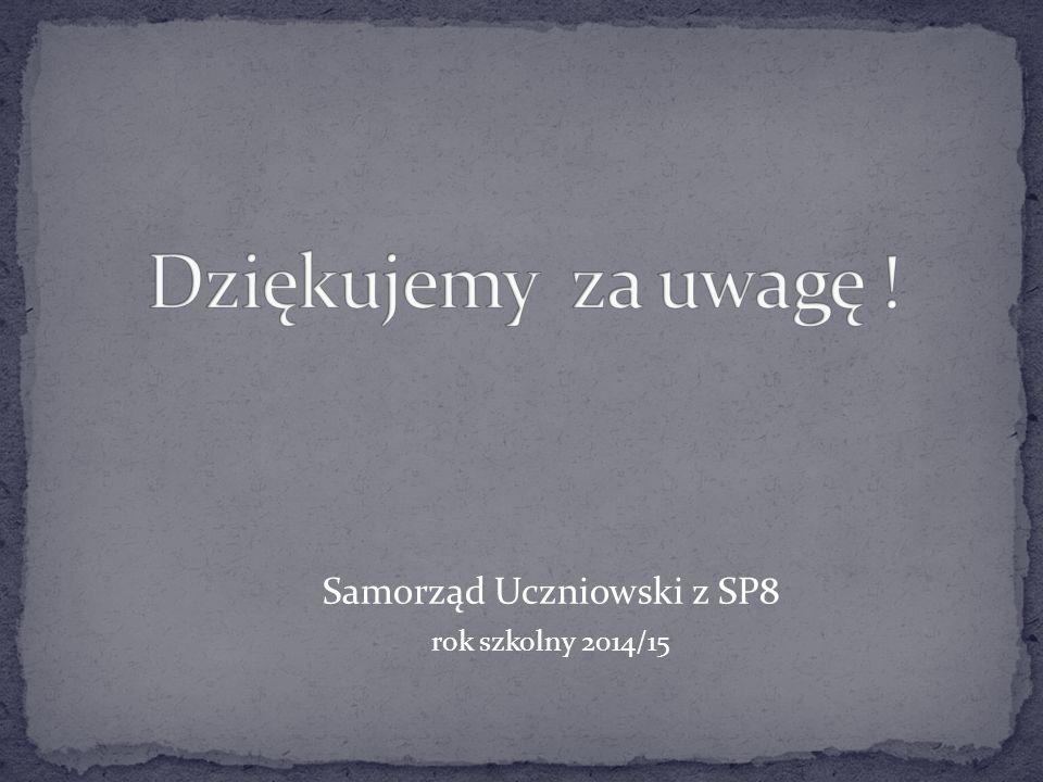 Samorząd Uczniowski z SP8